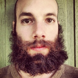 Jack Conte and his impressive beard