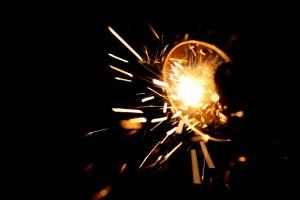 All spark, no fire