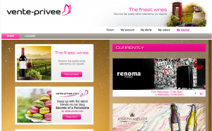 Vente Privee Sales